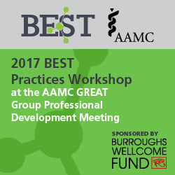 Best Practices Workshop BEST AAMC logo